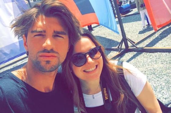 Andrea Damante e Martina Olivieri