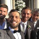 Dario Loda, Gianmarco Valenza, Mauro Donà, Emanuele D'Avanzo