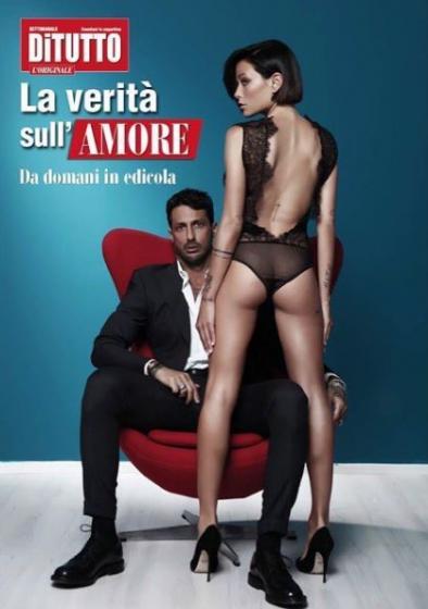 Di Tutto - Fabrizio Corona e Silvia Provvedi