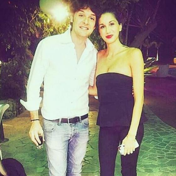 Domenico Manfredi e Laura Frenna