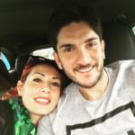 Ernesto Carnevale e Gabriella Teodosio