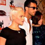 Fabrizio Corona, Giulia e Silvia Provvedi