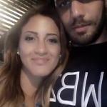 Gianmarco Valenza e Alessandra De Angelis