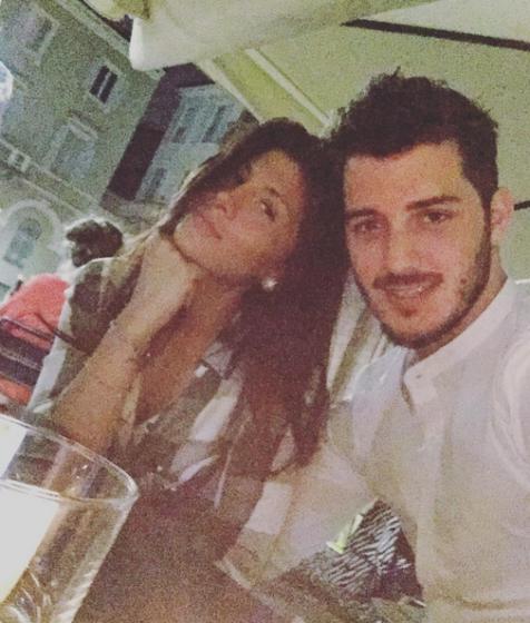 Giorgia Lucini e Federisco Loschi