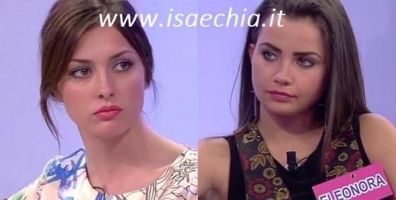 Karin Bonucci e Eleonora Rocchini