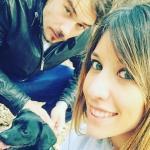 Luca Viganò e Fernanda Comani