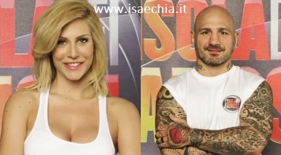 Paola Caruso e Giacobbe Fragomeni