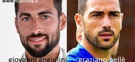 Somiglianza tra Giovanni Angiolini e Graziano Pellè