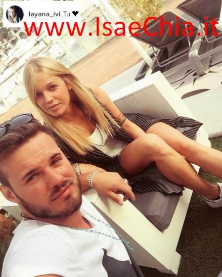 Yana Ivanilova e Regis De Silva
