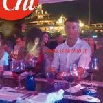 Cristina Buccino e Cristiano Ronaldo