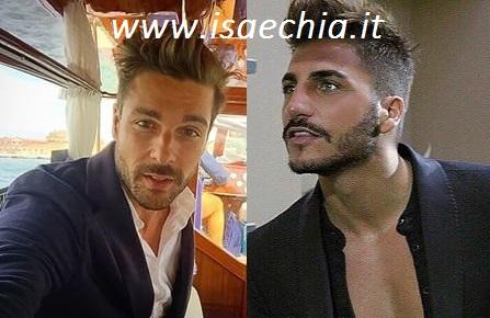 Davide Tresse e Gennaro Farella