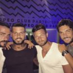 Luca Lantieri, Ernesto Carnevale, Roberto Ranieri e Flavio Zerella