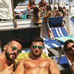 Luca Lantieri, Ernesto Carnevale e Roberto Ranieri