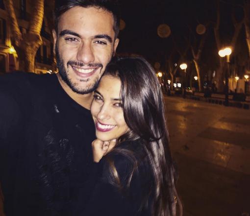 Pierpaolo Petrelli e Ariadna Romero