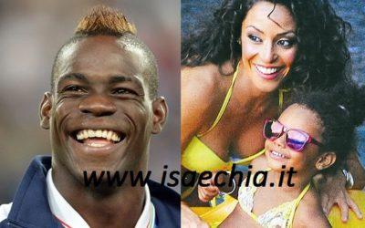 Raffaella Fico, Mario e Pia Balotelli