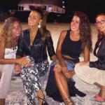Roberta Mercurio, Gabriella Teodosio, Valeria Vassallo e Mariarita Salino