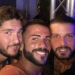 Roberto Ranieri, Flavio Zerella e Ernesto Carnevale