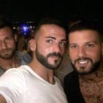 Roberto Ranieri, Flavio Zerella e Luca Lantieri