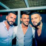 Roberto Ranieri, Flavio Zerella e Mariano Catanzaro