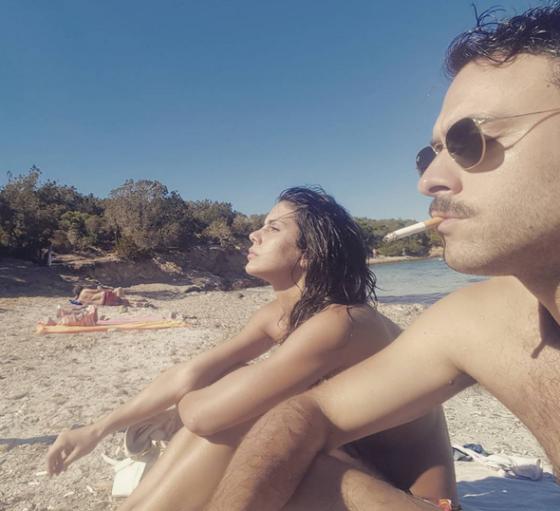 Alessio Vassallo e Francesca Serra