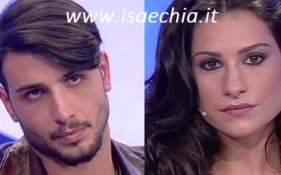 Fabio Ferrara e Ludovica Valli