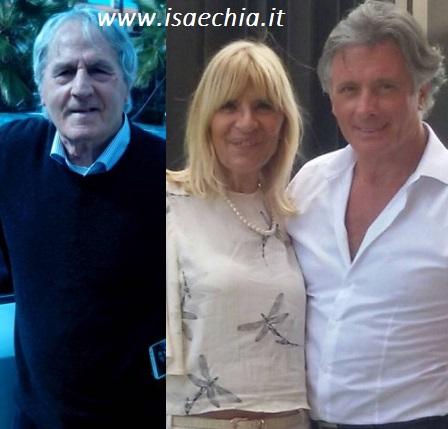 Fernando Perrotta, Gemma Galgani e Giorgio Manetti