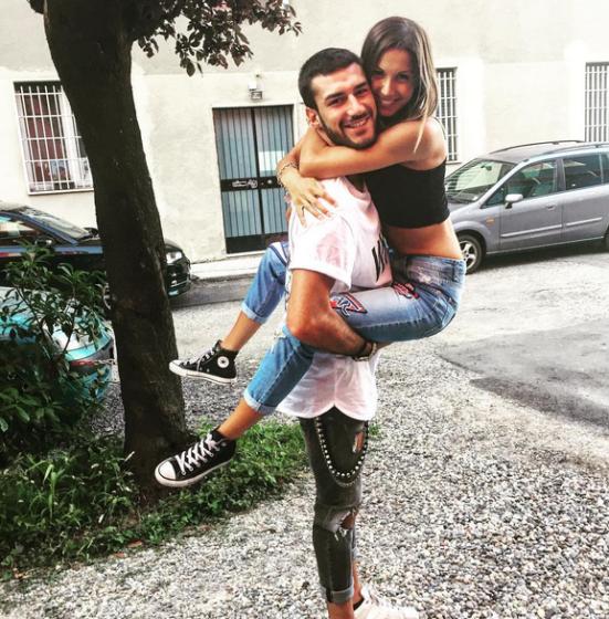 Lorenzo Riccardi e Laura Frenna