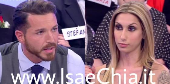 Luca Rufini e Serena Traverso