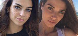 Somiglianza tra Nicole Mazzocato ed Eleonora Boi