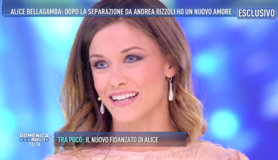Alice Bellagamba - Domenica Live