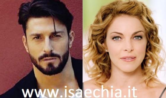 Amedeo Andreozzi e Claudia Gerini
