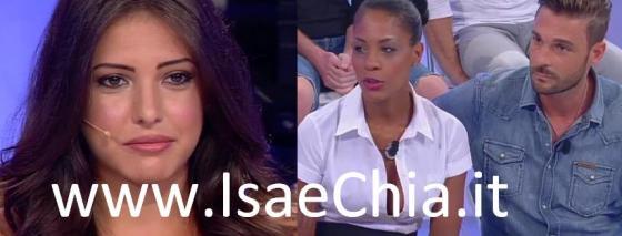 Clarissa Marchese, Georgette Polizzi e Davide Tresse