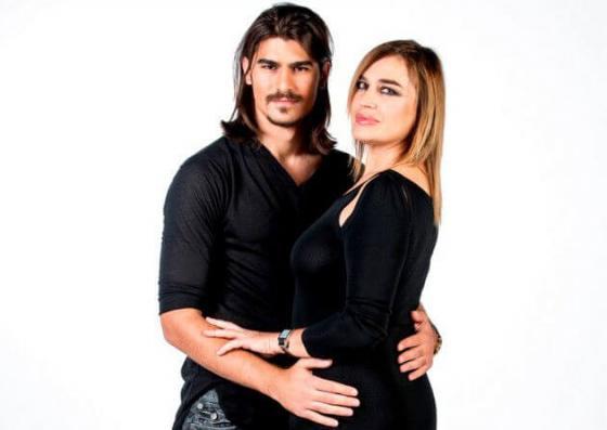 Lory Del Santo e Marco Cucolo