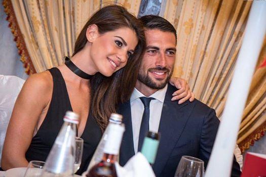 Mary Falconieri e Giovanni Angiolini