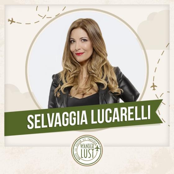 Selvaggia Lucarelli a Wanderlust