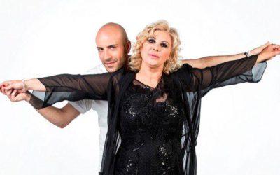 Simone Di Matteo e Tina Cipollari