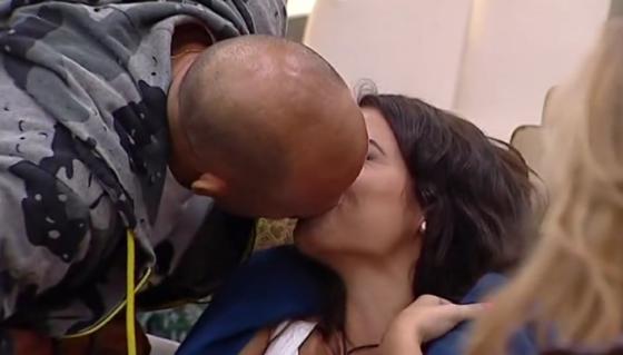 Stefano Bettarini e Alessia Macari