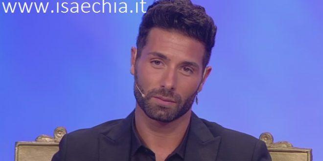'Uomini e Donne': Claudio D'Angelo abbandona il trono!