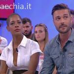 Trono classico - Georgette Polizzi e Davide Tresse