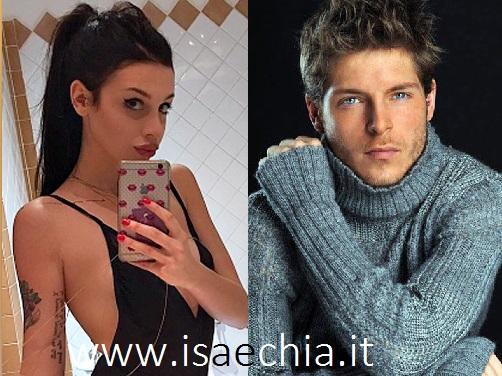 Asia Nuccetelli e Gabriele Rossi