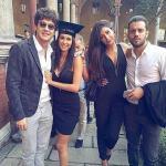 Domenico Manfredi, Cecilia Zagarrigo, Gianmarco Valenza e Laura Frenna