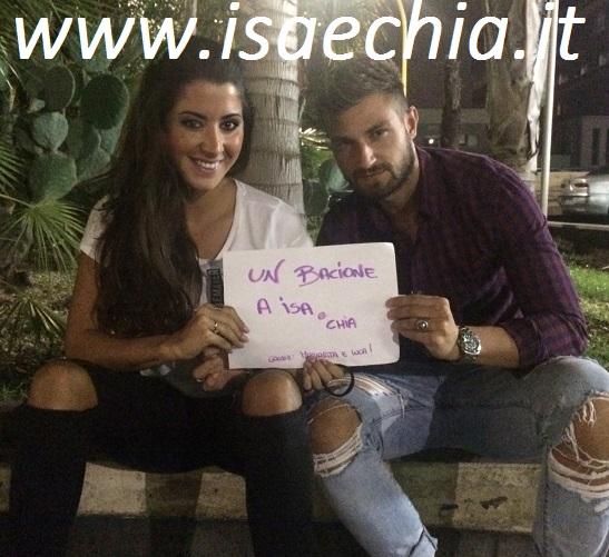 Mariarita Salino e Luca Lantieri