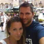 Sonia Carbone e Gabriele Caiazzo