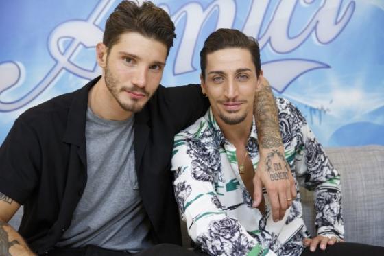 Stefano De Martino e Marcello Sacchetta