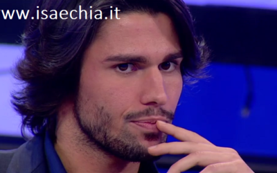 Trono classico - Luca Onestini