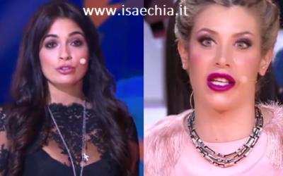 Alessia Macari e Paola Caruso