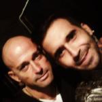 Bosco Cobos e Stefano Bettarini