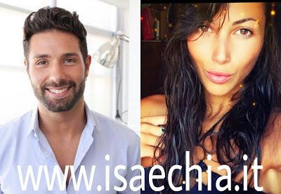 Claudio D'Angelo e Ilaria Zaccagnino