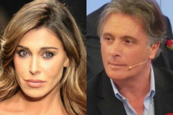 Giorgio Manetti e Belen Rodriguez