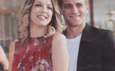 Myriam Catania e Quentin